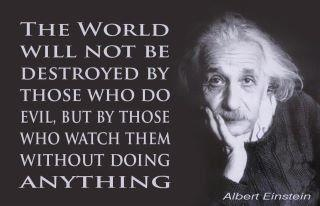Einstein on protecting children